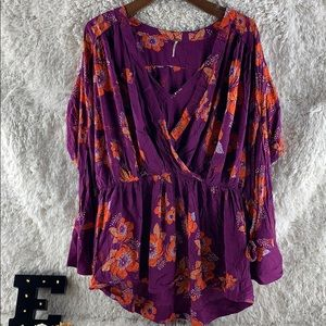 Free People Tops - Free People | Foley, floral top.